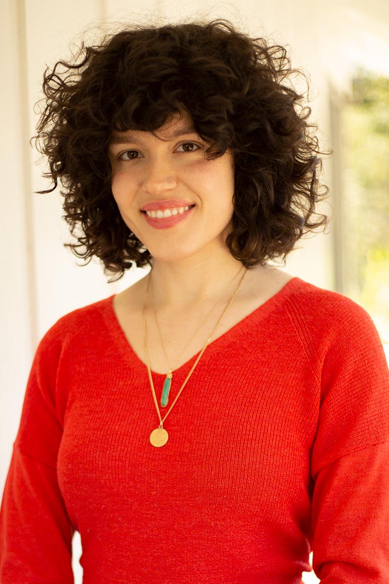 Rockstar Organizer Maya Aguayo